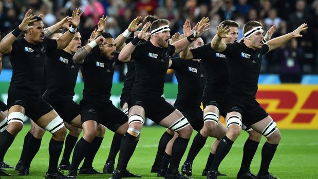 Rugby All Blacks Nueva Zelanda