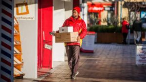 New Zealand Post Online shopping deliveries