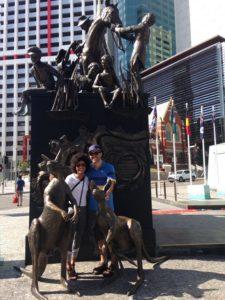 Pedro Rocio Estudiantes Españoles Brisbane Australia