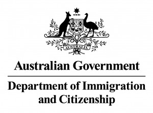 logo Immigration Australia