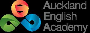 logo Auckland English Academy Nueva Zelanda