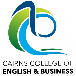 logo Cairns College of English Australia