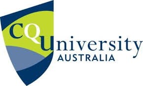 Logo central queensland university Australia
