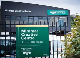 Miramar Creative Centre Victoria University of Wellington