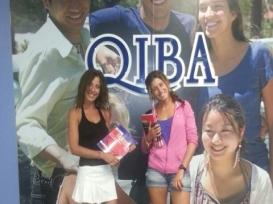 estudiantes de QIBA Coolangatta Queensland Australia
