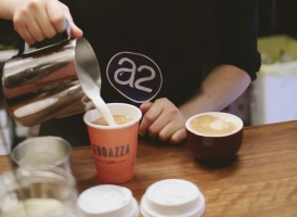 Melbourne Cafe- Barista